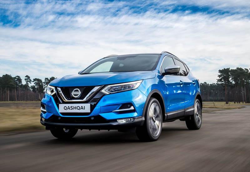 Nissan Qashqai 2017 — новинку c автопилотом презентовали в Женеве