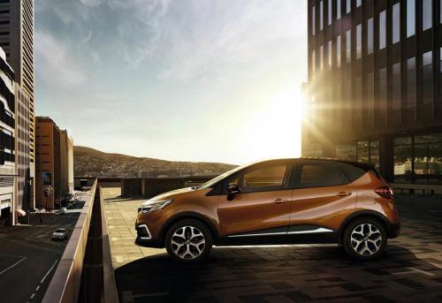 foto Renault Captur 2017-2018