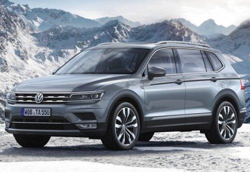 foto Volkswagen Tiguan Allspace