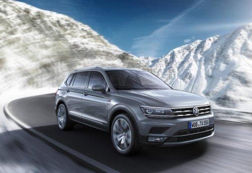 фото Volkswagen Tiguan Allspace 2017-2018