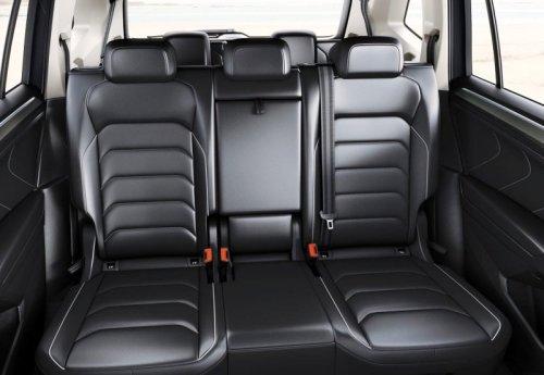 картинки новый Volkswagen Tiguan Allspace 2017