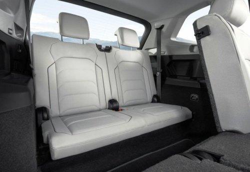 фото интерьера новый Volkswagen Tiguan Allspace