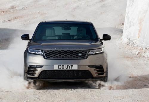 фото Range Rover Velar