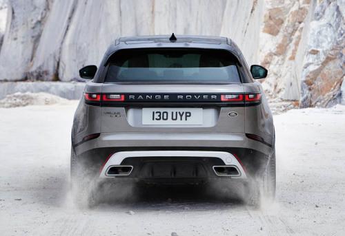 foto Range Rover Velar 2017