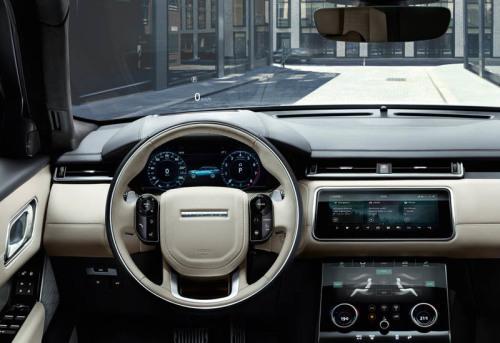 фото салона Range Rover Velar