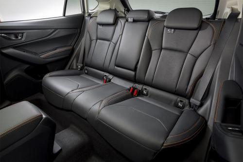 фотографии нового Subaru XV 2017-2018