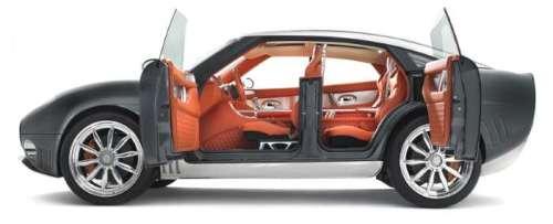 фото кроссовера Spyker