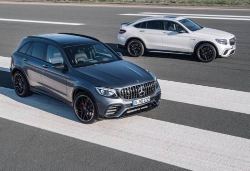 foto Mercedes-AMG GLC 63 2017-2018
