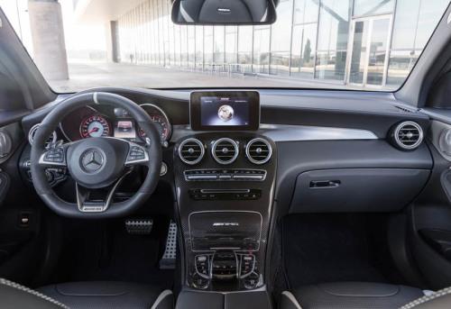 фото Mercedes-AMG GLC 63 2017-2018