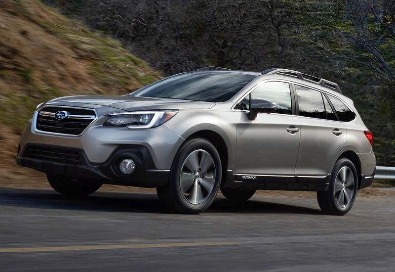 Subaru Outback 2018 — обновление внедорожного универсала