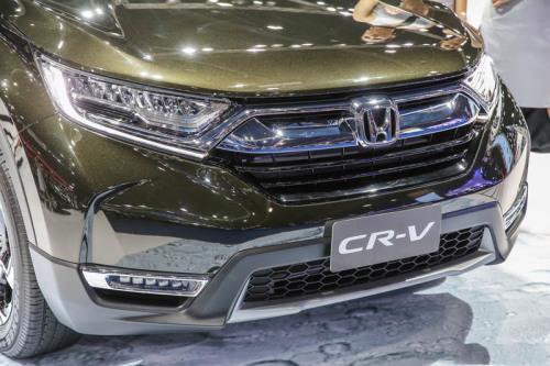 фото Honda CR-V 2017