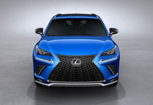 фото Lexus NX 2018