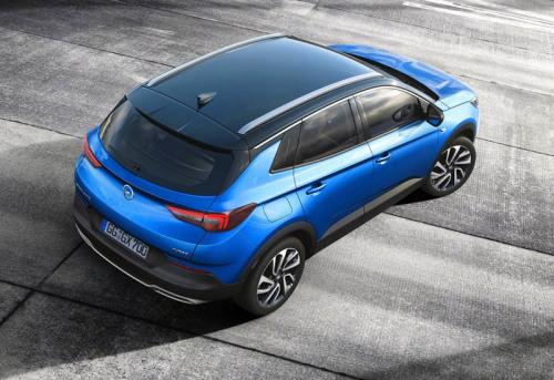 foto Opel Grandland X 2017-2018