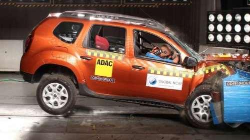 Renault Duster Global NCAP