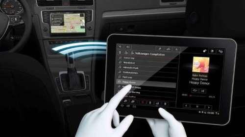 Volkswagen Discover Navigation