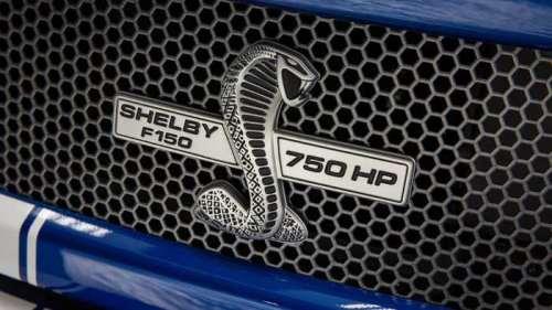 F-150 Shelby Super Snake