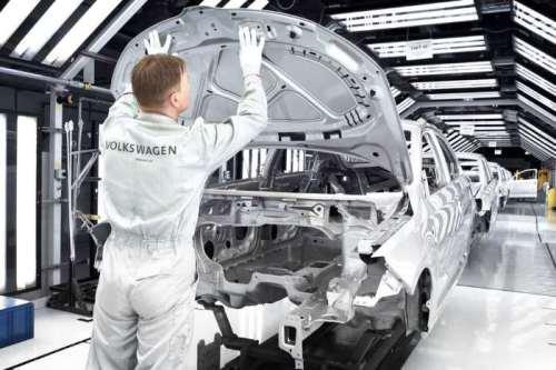 Volkswagen в Калуге