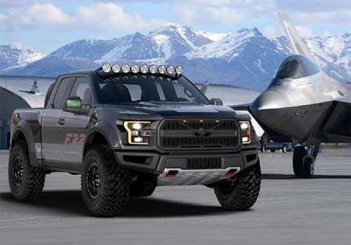 Спецверсия Ford F-150 Raptor