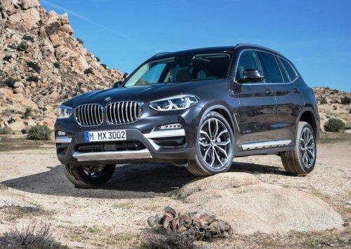 фото BMW X3 2017-2018