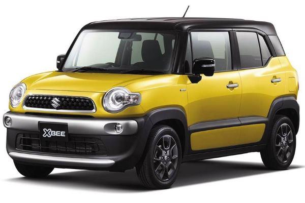 Кей-кар Suzuki XBee дорос до кроссовера