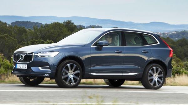 Пятница 13-е: новый кроссовер Volvo XC60 во плоти