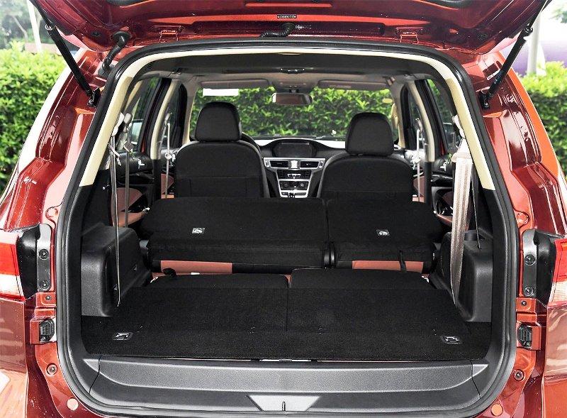 фото багажника Донг Фенг S16