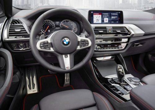 фото рестайлинг BMW X4 2018-2019