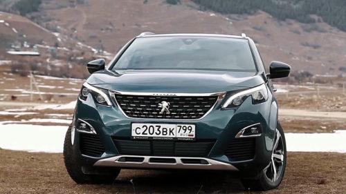 фото Peugeot 5008 2018
