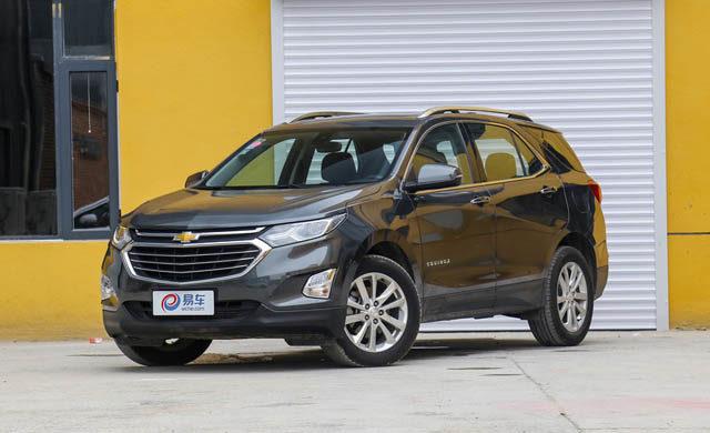 фото Chevrolet Equinox 2019