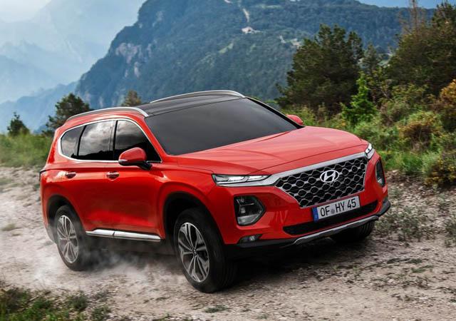 фото Hyundai Santa Fe 2019