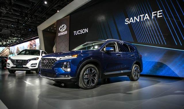 Итоги продаж Hyundai в России 2018 года — рост 13%, модели ставшие лидерами