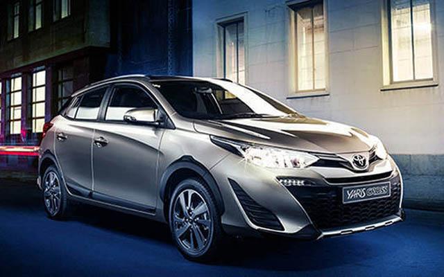 Кросс-хэтч Toyota Yaris Cross 2019 — с ценой 1,3 млн выходит на рынок