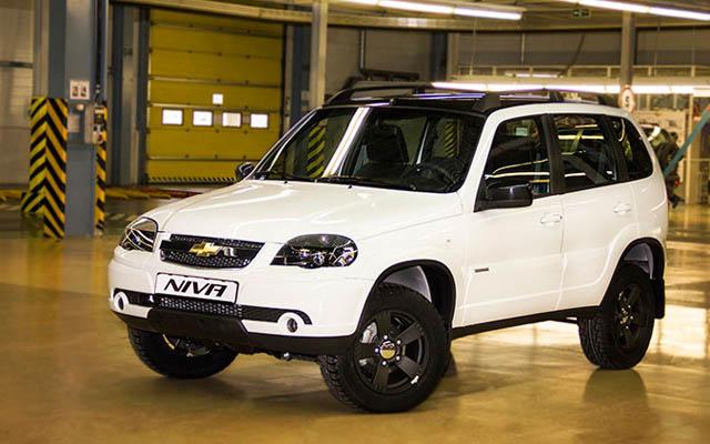 За что переплачивать в Chevrolet Niva 2019? Подорожали все комплектации