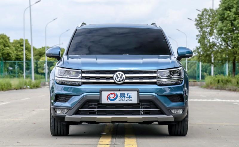 фото салона Volkswagen Tharu 2019