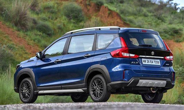 Suzuki XL6 2019-2020
