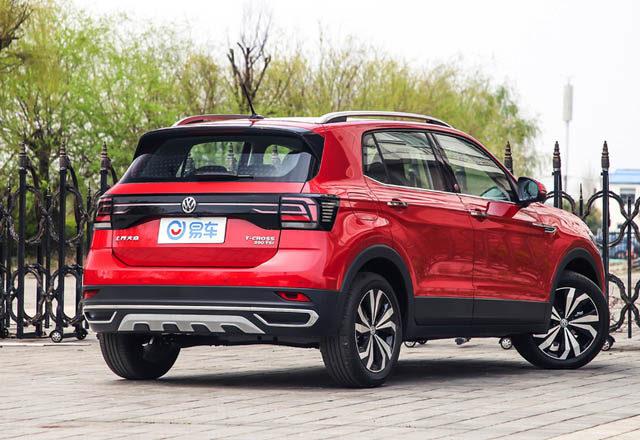 фото VW T-Cross 2019
