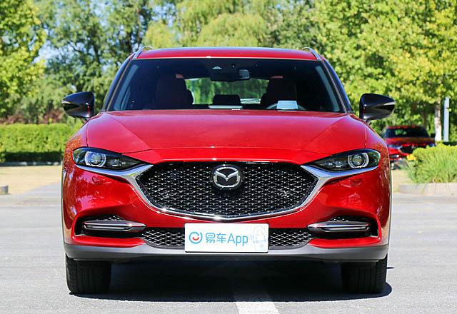 Обновлённый кроссовера в кузове купе Mazda CX-4 доступен покупателям