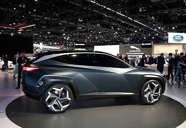 Каким будет будущий Tucson, рассказали в Hyundai