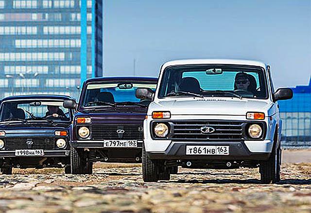 Интерьер обновленной Lada 4×4 2020 года рассекретили в сети