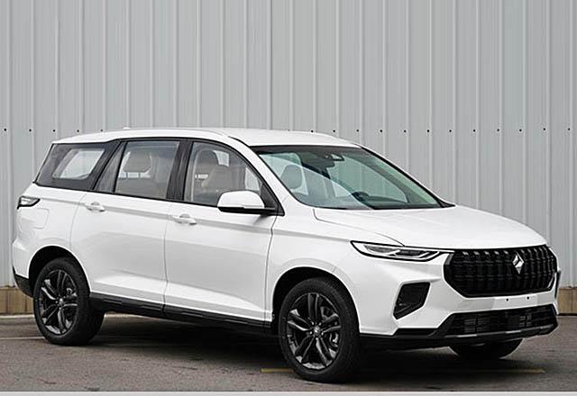 Самый большой кросс-вен Baojun рассекретили, авто выйдет на глобальный рынок