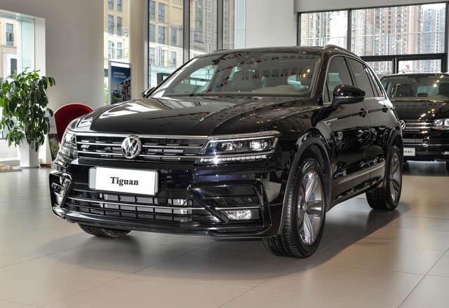 Volkswagen изменил цены на Tiguan, опубликован новый прайс