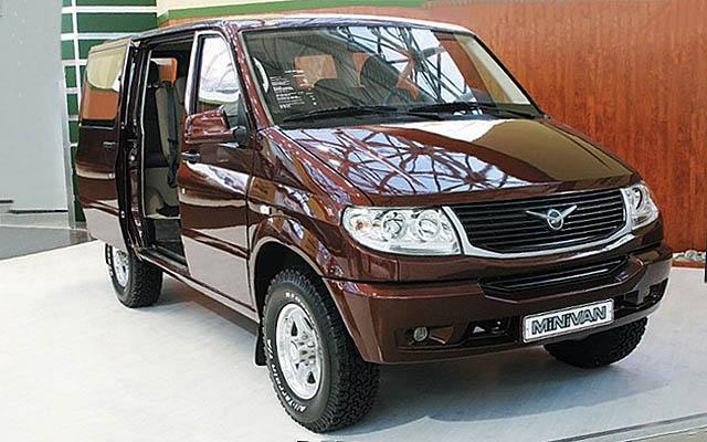 Полноприводный мультивен УАЗ-3165М «Симба» так и не заменил «Буханку»
