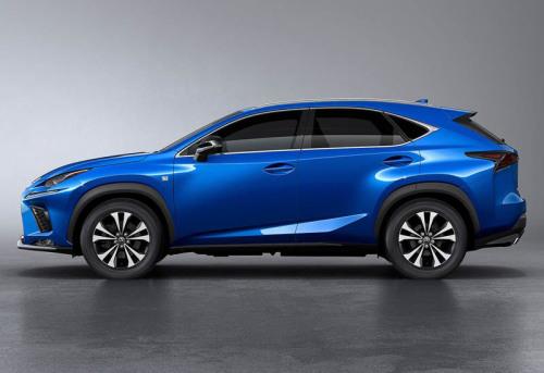 фото новый Lexus NX