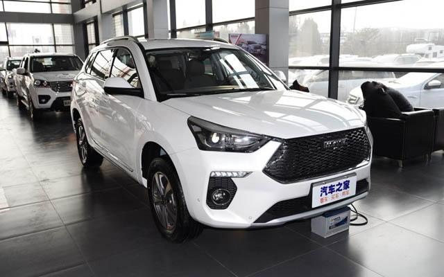 Продажи Haval H6 Coupe в России временно закрываются