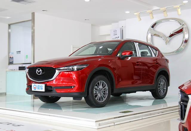 Обновленный Mazda CX-5 готов к дебюту в Европе