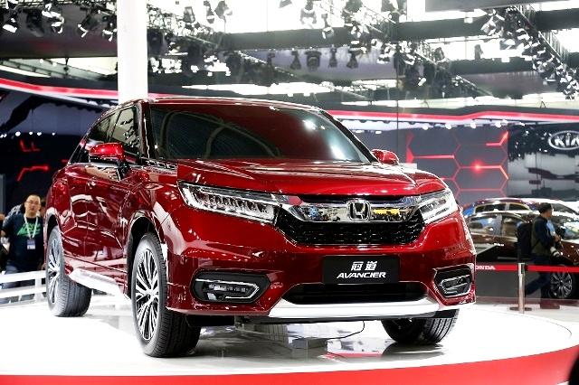 Honda Avancier поступил в открытую продажу