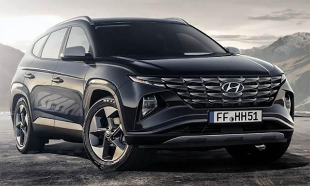 Новинка Hyundai Tucson 2021 «спалена» до премьеры
