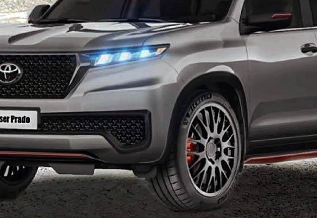 Land Cruiser Prado станет паркетником, да еще и с вариатором